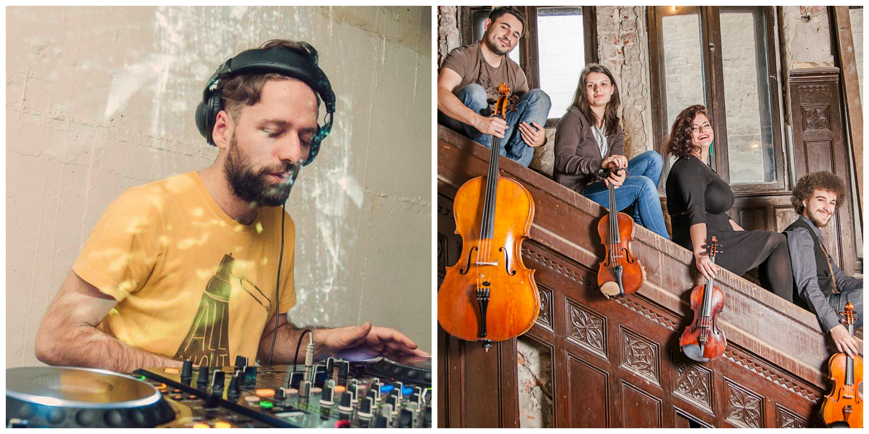 Blanilla & Solartis Quartet